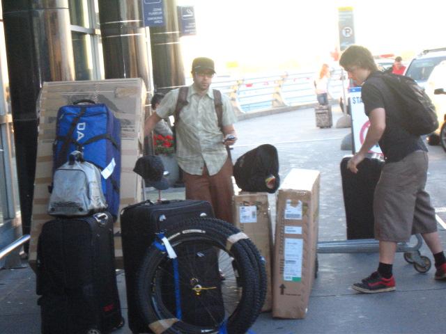 Team Dhracer.com west race trip 2007