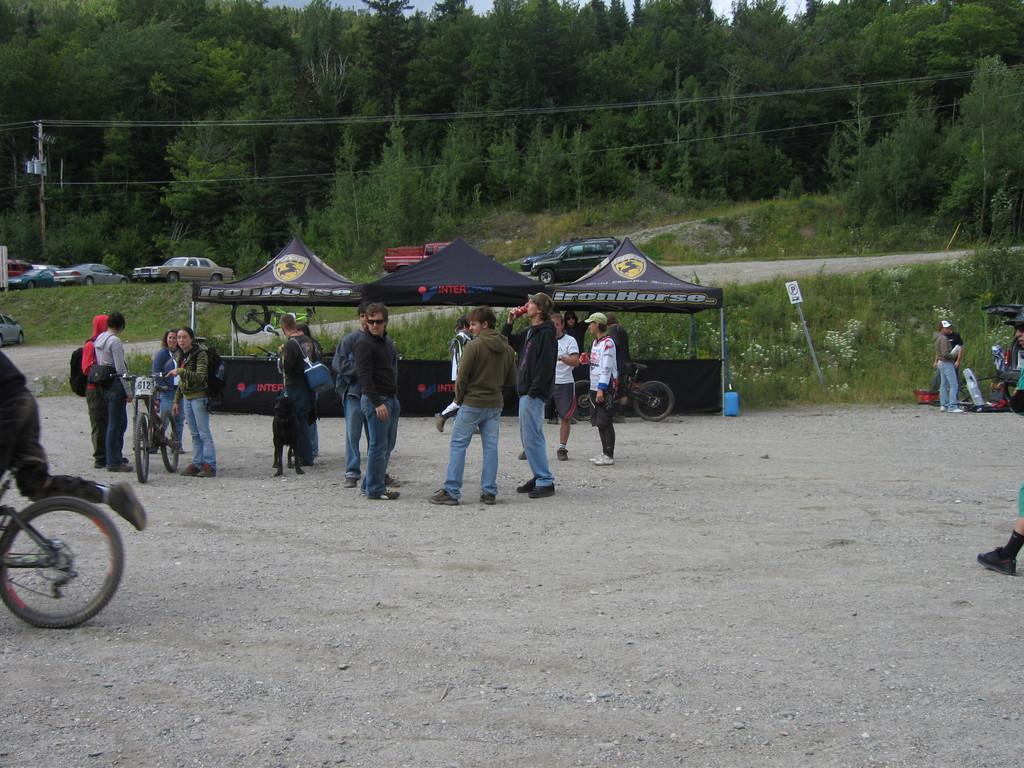 Coupe Quebec #5, Massif Du Sud 2007