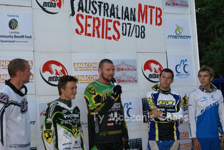 Australian National Series #2 Elite Men Podium.jpg