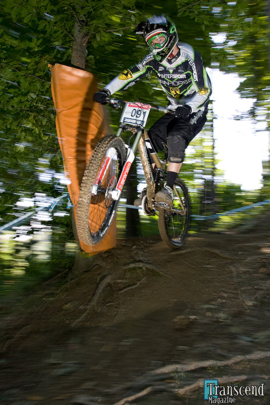 Mitch Maribor Practice. Fraser Britton